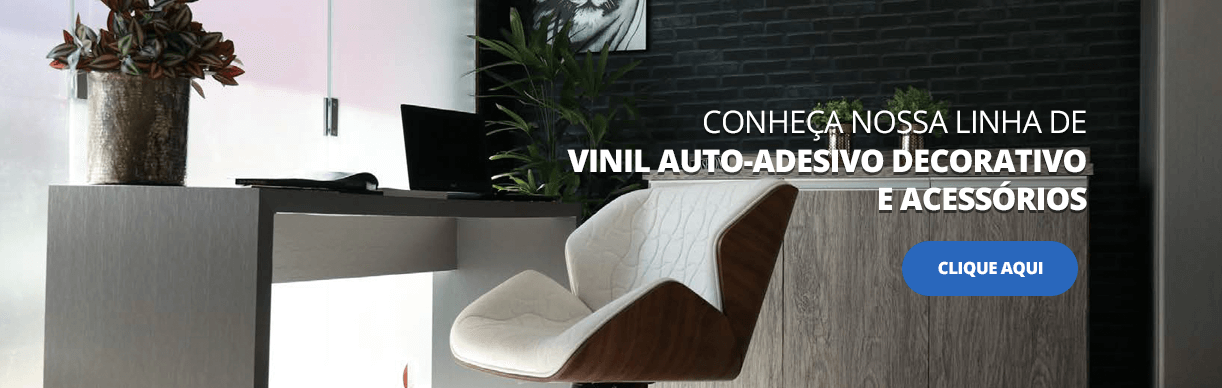Vinil decorativo